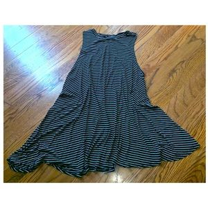 Dresses & Skirts - Striped, sleeveless dress. BUNDLE AND SAVE